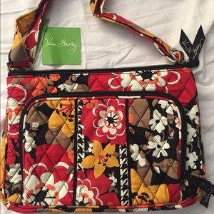 NWT Vera Bradley Little Hipster bag